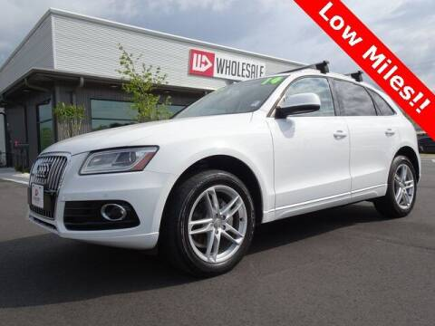2014 Audi Q5 for sale at Wholesale Direct in Wilmington NC