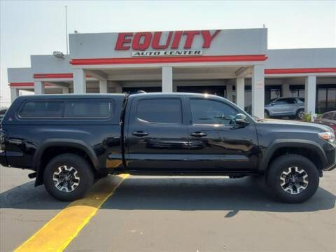 2020 Toyota Tacoma for sale at EQUITY AUTO CENTER in Phoenix AZ