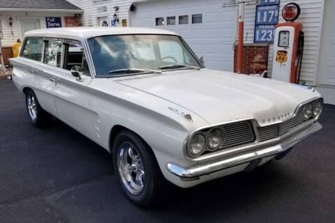 1962 Pontiac Safari for sale at Classic Car Deals in Cadillac MI
