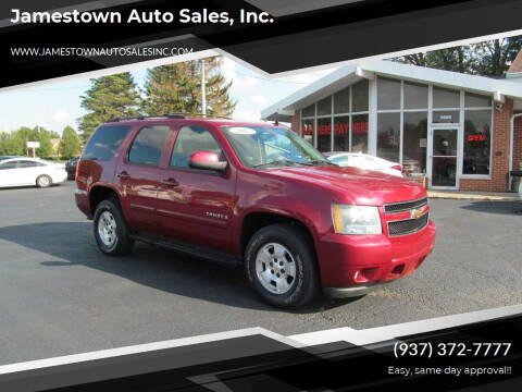 2007 Chevrolet Tahoe for sale at Jamestown Auto Sales, Inc. in Xenia OH