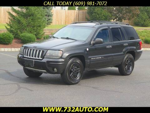 2004 Jeep Grand Cherokee for sale at Absolute Auto Solutions in Hamilton NJ