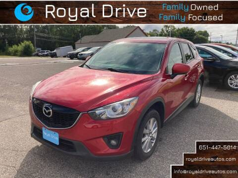 2014 Mazda CX-5 for sale at Royal Drive in Newport MN