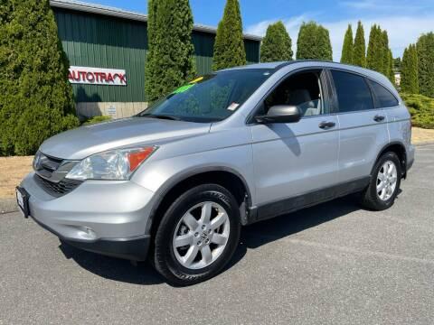 2011 Honda CR-V for sale at AUTOTRACK INC in Mount Vernon WA