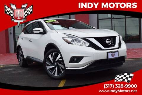 2017 Nissan Murano for sale at Indy Motors Inc in Indianapolis IN