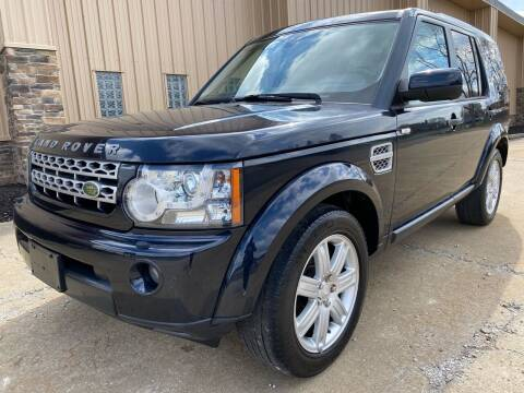 2010 Land Rover LR4 for sale at Prime Auto Sales in Uniontown OH