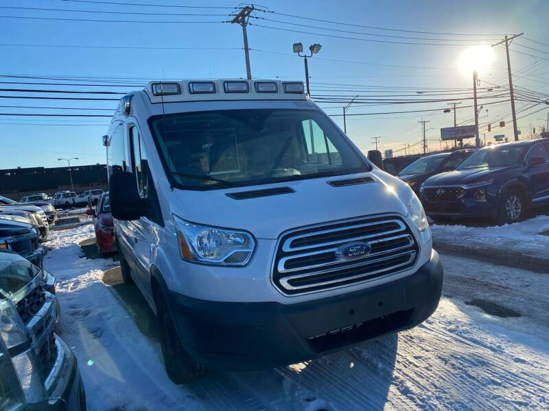 2017 Ford Transit Cargo for sale at M-97 Auto Dealer in Roseville MI