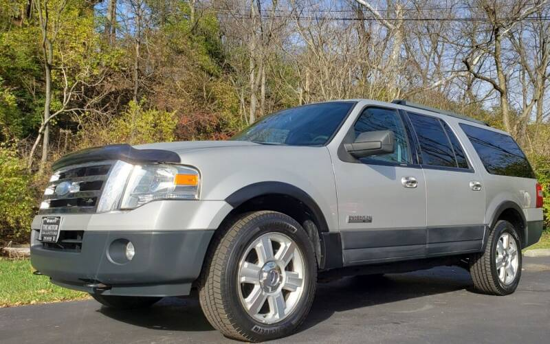 2007 Ford Expedition EL for sale at The Motor Collection in Columbus OH