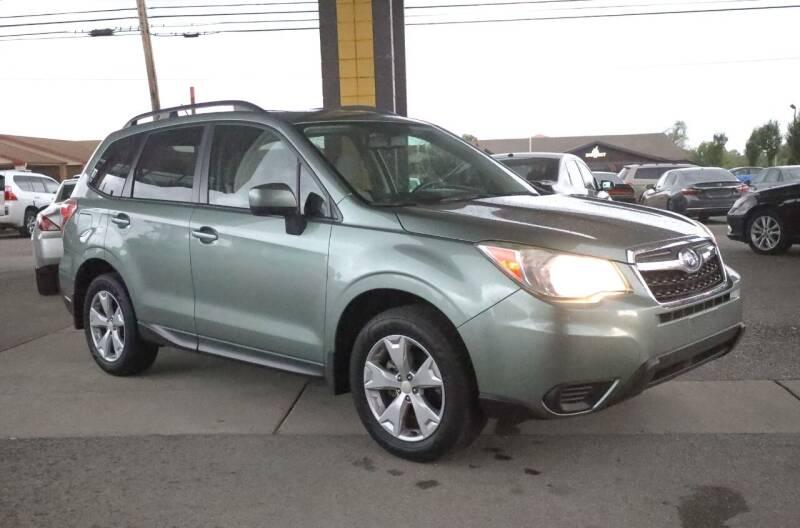 2015 Subaru Forester for sale at Star Auto Inc. in Murfreesboro TN