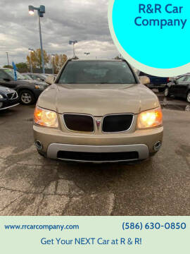 2007 Pontiac Torrent for sale at R&R Car Company in Mount Clemens MI