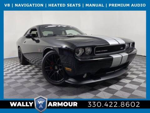 2012 Dodge Challenger for sale at Wally Armour Chrysler Dodge Jeep Ram in Alliance OH