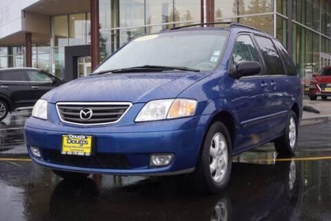 2001 Mazda MPV for sale at Jeremy Sells Hyundai in Edmunds WA