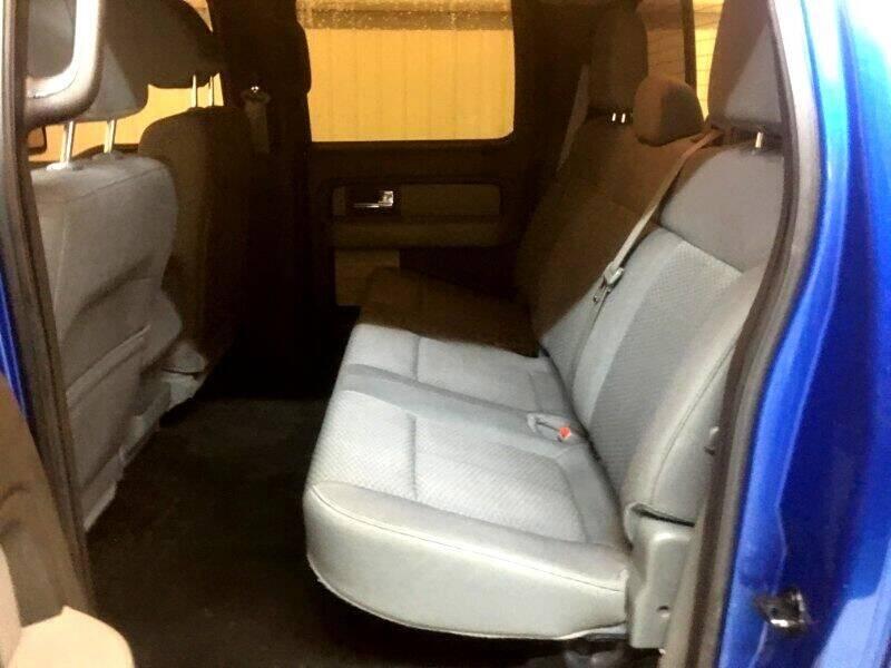 2013 Ford F-150 4WD SuperCrew 145  XLT - Strasburg ND