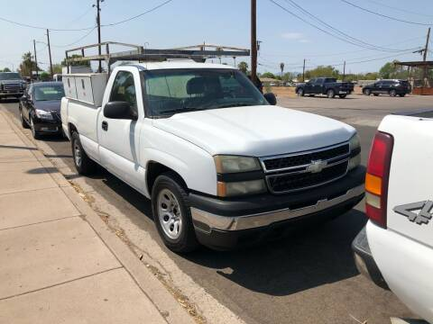 2007 Chevrolet Silverado 1500 Classic for sale at Valley Auto Center in Phoenix AZ