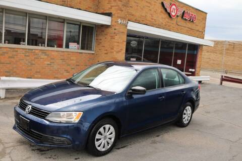 2014 Volkswagen Jetta for sale at JT AUTO in Parma OH