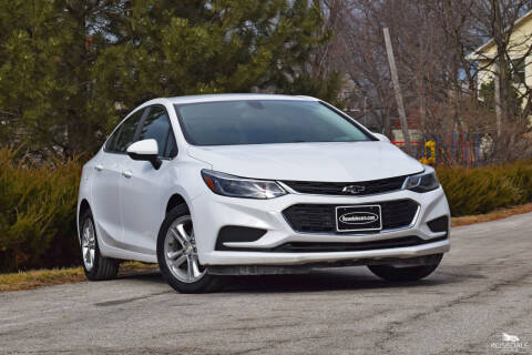 2018 Chevrolet Cruze for sale at Rosedale Auto Sales Incorporated in Kansas City KS