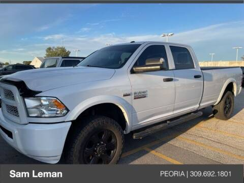 2016 RAM Ram Pickup 2500 for sale at Sam Leman Chrysler Jeep Dodge of Peoria in Peoria IL