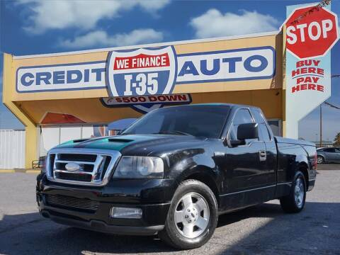 2004 Ford F-150 for sale at Buy Here Pay Here Lawton.com in Lawton OK