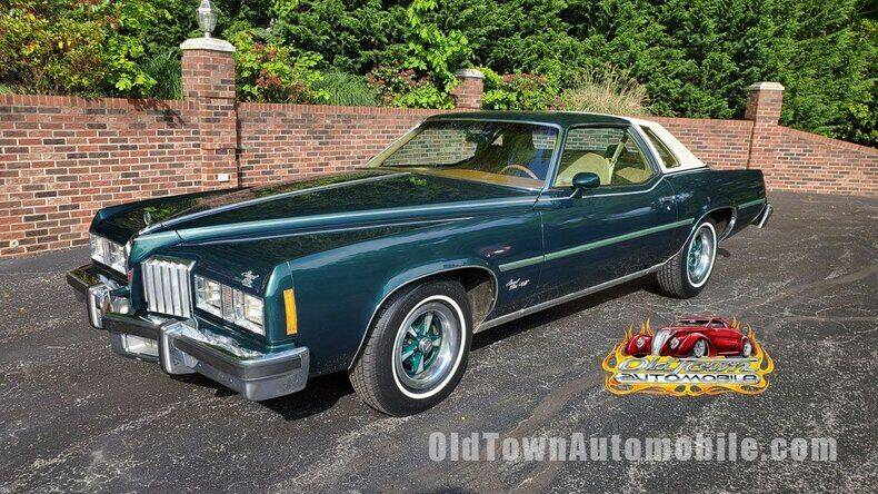 1977 Pontiac Grand Prix for sale in Huntingtown, MD