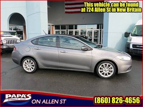 2013 Dodge Dart for sale at Papas Chrysler Dodge Jeep Ram in New Britain CT