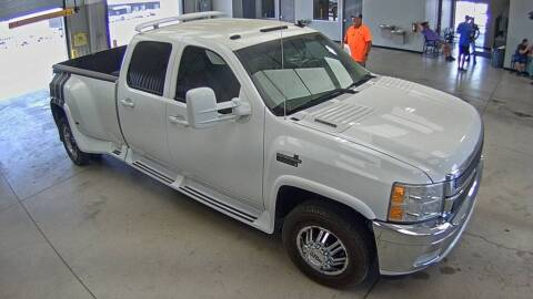 2014 Chevrolet Silverado 3500HD for sale at Smart Chevrolet in Madison NC