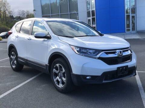 2019 Honda CR-V for sale at Simply Better Auto in Troy NY