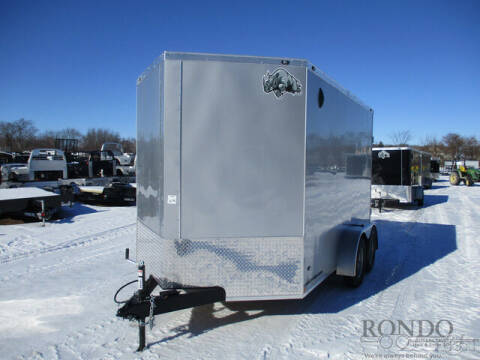 2021 Rhino Enclosed Cargo SAFARI 7X12TA2