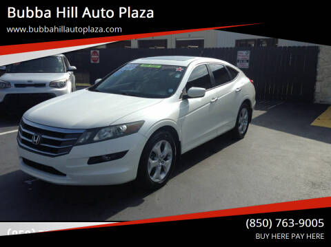 2010 Honda Accord Crosstour for sale at Bubba Hill Auto Plaza in Panama City FL
