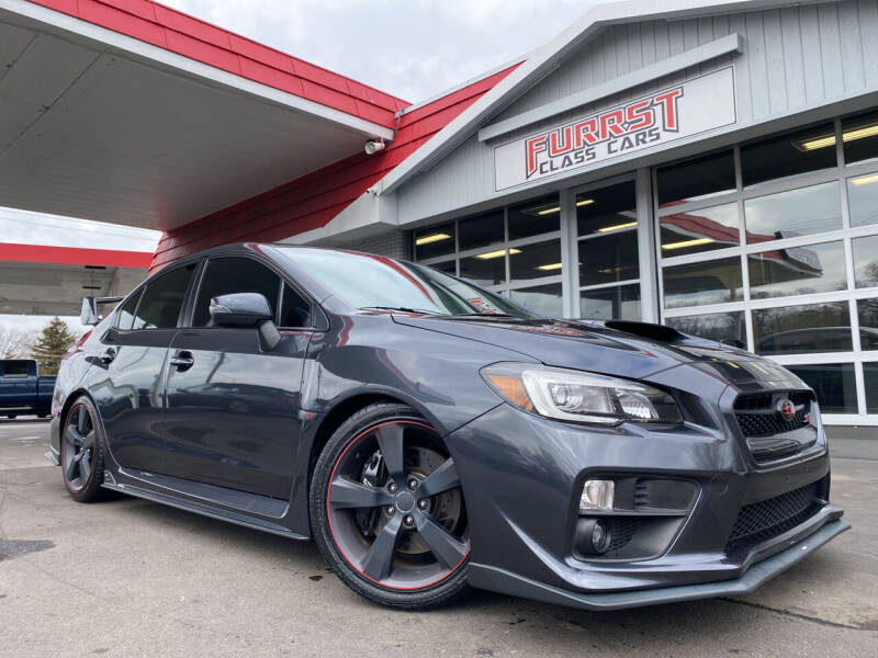 2016 Subaru WRX for sale at Furrst Class Cars LLC in Charlotte NC