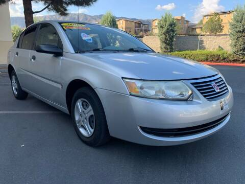 2005 Saturn Ion for sale at Select Auto Wholesales in Glendora CA