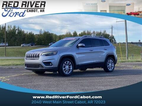 2019 Jeep Cherokee for sale at RED RIVER DODGE - Red River of Cabot in Cabot, AR