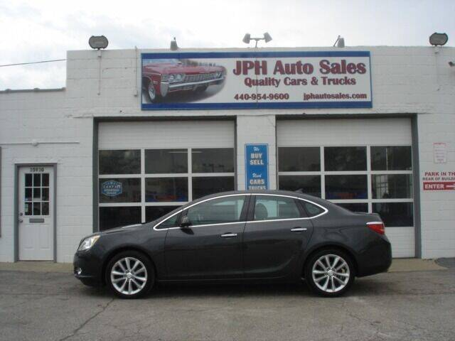 2014 Buick Verano for sale at JPH Auto Sales in Eastlake OH