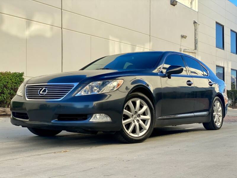 2008 Lexus LS 460 for sale at New City Auto - Retail Inventory in South El Monte CA