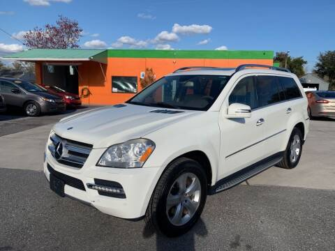 2012 Mercedes-Benz GL-Class for sale at Galaxy Auto Service, Inc. in Orlando FL