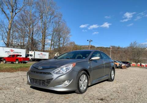 2013 Hyundai Sonata Hybrid for sale at Used Cars 4 You in Serving NY