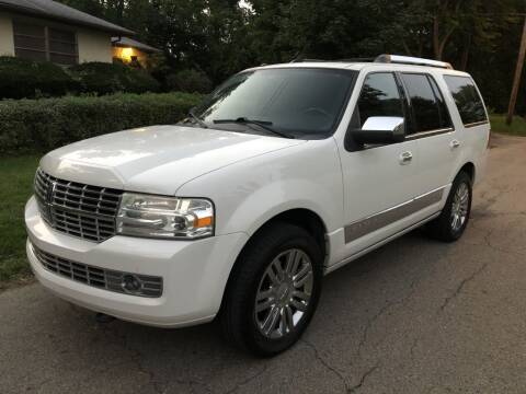 2008 Lincoln Navigator for sale at Urban Motors llc. in Columbus OH