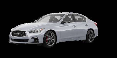 2020 Infiniti Q50 for sale at Ideal Motor Group in Staten Island NY