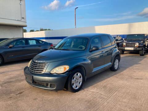 2006 Chrysler PT Cruiser for sale at ANF AUTO FINANCE in Houston TX