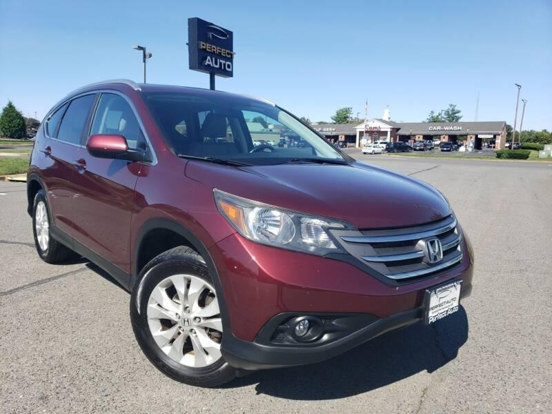 2012 Honda CR-V for sale at Perfect Auto in Manassas VA