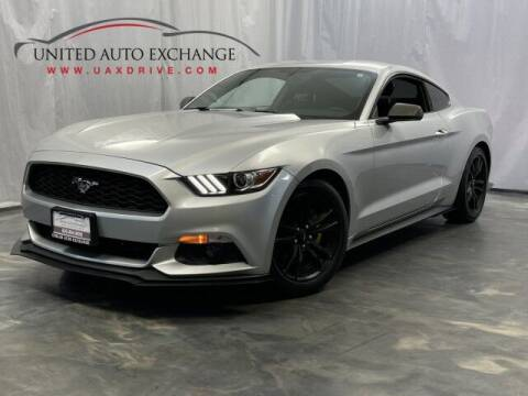 2016 Ford Mustang for sale at United Auto Exchange in Addison IL