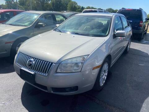 2007 Mercury Milan for sale at Sartins Auto Sales in Dyersburg TN