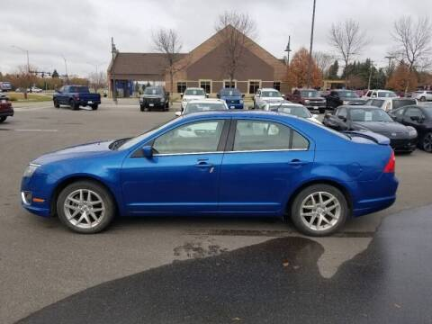 2011 Ford Fusion for sale at ROSSTEN AUTO SALES in Grand Forks ND