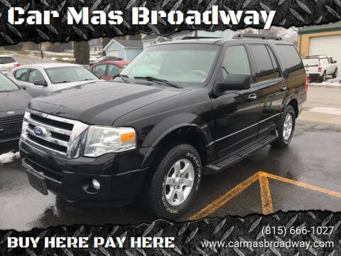 2009 Ford Expedition for sale at Car Mas Broadway in Crest Hill IL