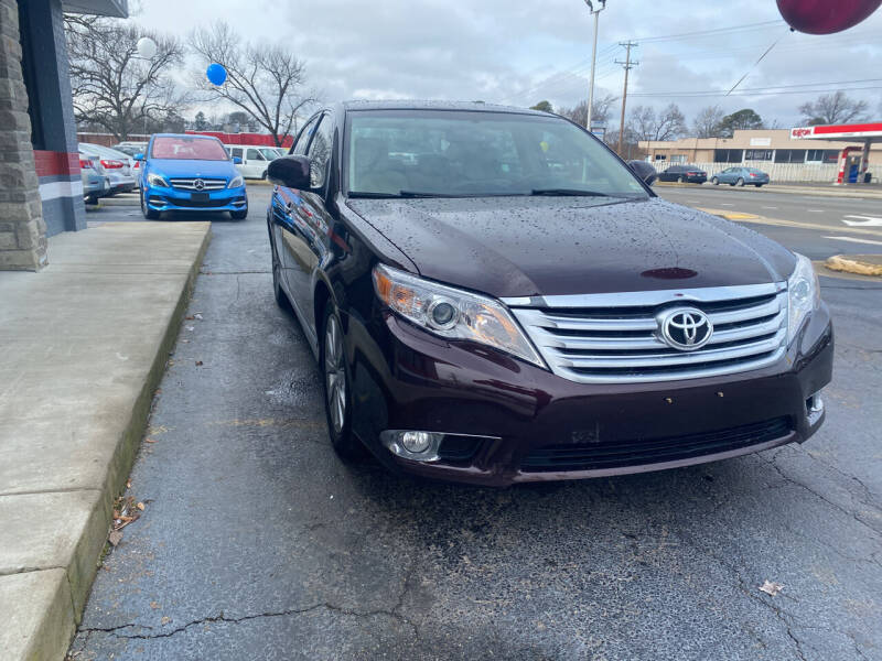 2011 Toyota Avalon for sale at City to City Auto Sales in Richmond VA