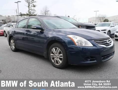 2010 Nissan Altima for sale at Carol Benner @ BMW of South Atlanta in Union City GA