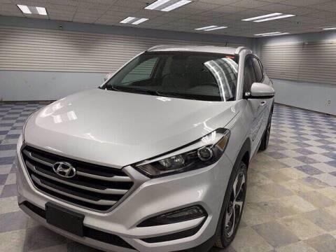 2017 Hyundai Tucson for sale at Mirak Hyundai in Arlington MA