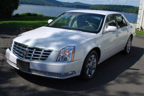 2006 Cadillac DTS for sale at New Milford Motors in New Milford CT
