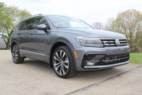 2020 Volkswagen Tiguan for sale at Harrison Auto Sales in Irwin PA