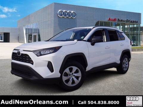 2019 Toyota RAV4 for sale at Metairie Preowned Superstore in Metairie LA