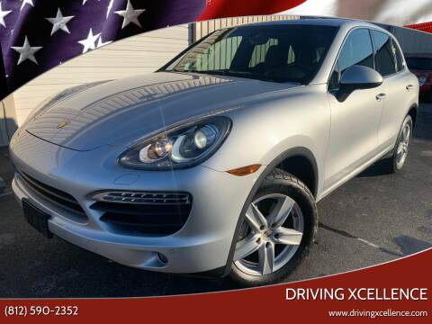 2011 Porsche Cayenne for sale at Driving Xcellence in Jeffersonville IN