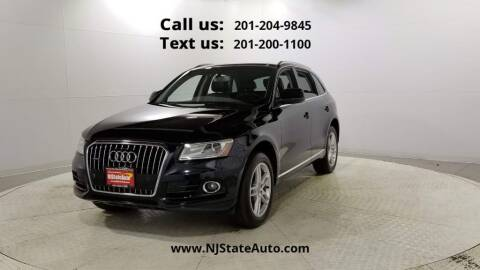 2014 Audi Q5 for sale at NJ State Auto Used Cars in Jersey City NJ
